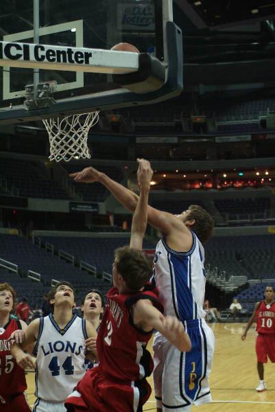 St A's 2006 Boys Basketball MCI Center