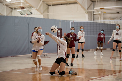 11/11/20: Volleyball scrimmage