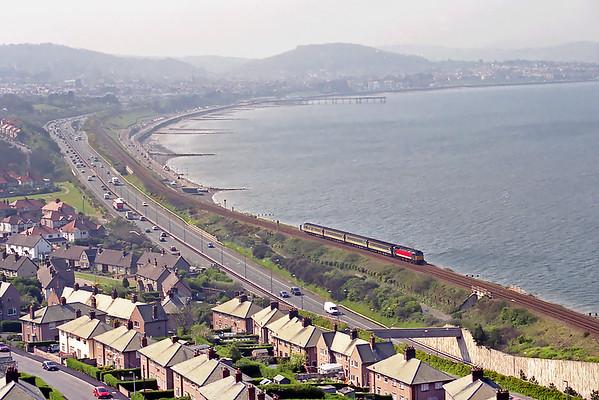 17th April 2003: North Wales