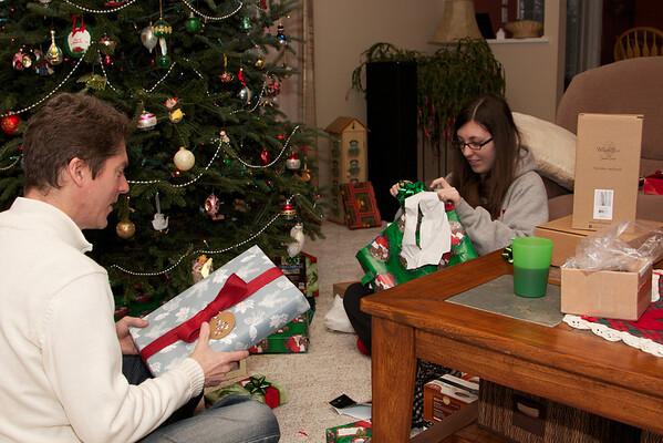 2012-12-25 Christmas Day Bahr Household