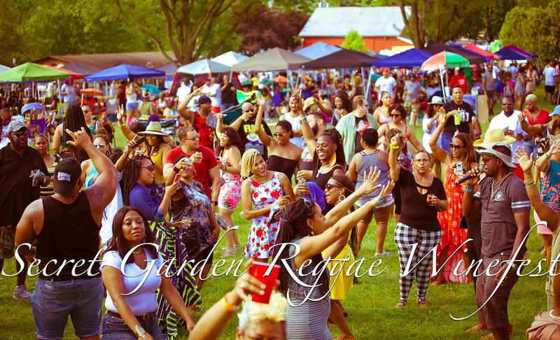 Secret Garden Reggae Winefest