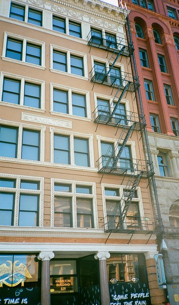 Portlandia - Day 65 2020/08/01. Olympus XA. Kodak Ektar 100