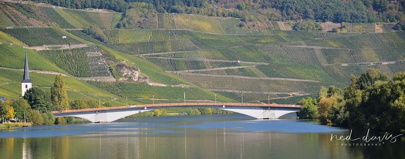 Moselle River - Bernkastel - Kues
