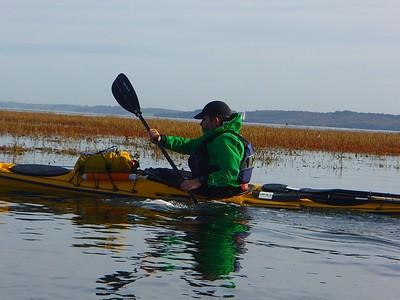 Sea Kayaking the Needles