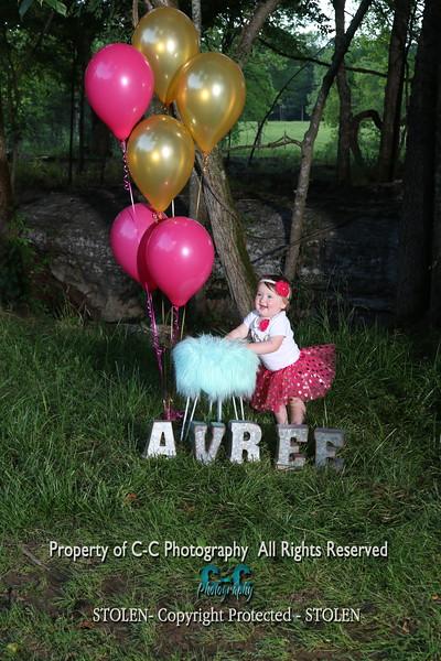 Avree First B-Day