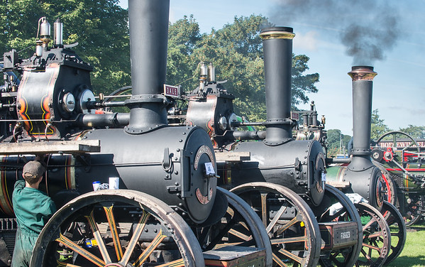 Driffield Steam Fair 2017