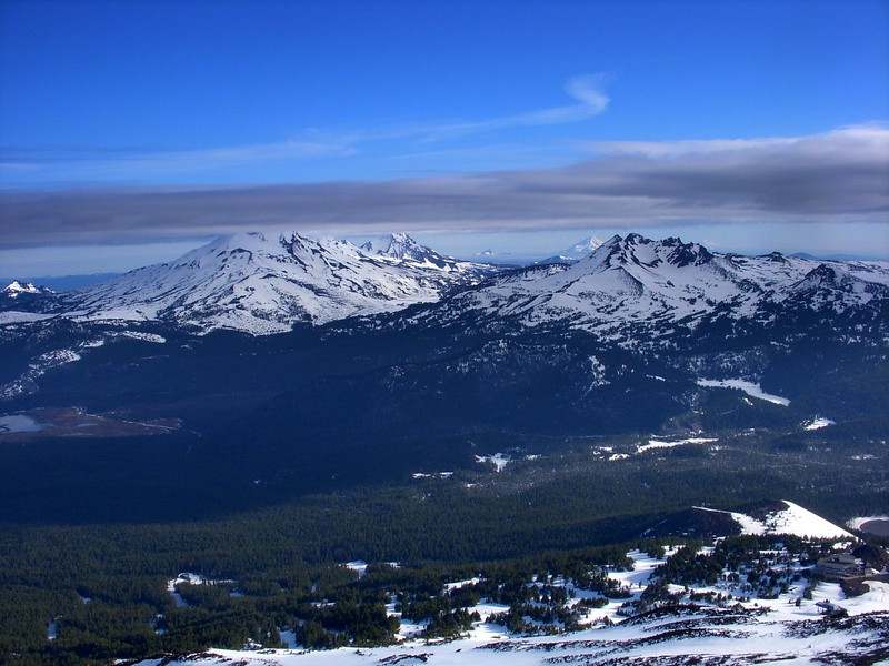 Mount Bachelor Bend Oregon