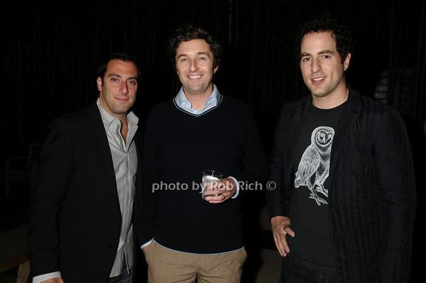 Lanny Grossman, Michael Gumbley, Randy Goldberg photo by Rob Rich © 2009 robwayne1@aol.com 516-676-3939