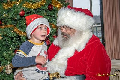 Bellefonte Elks Annual Children's Christmas Party December 22, 2018