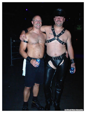 Leather Ball 8 - Toronto, Canada