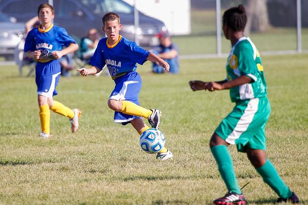 AMS Soccer at Eastside 2015-09-14