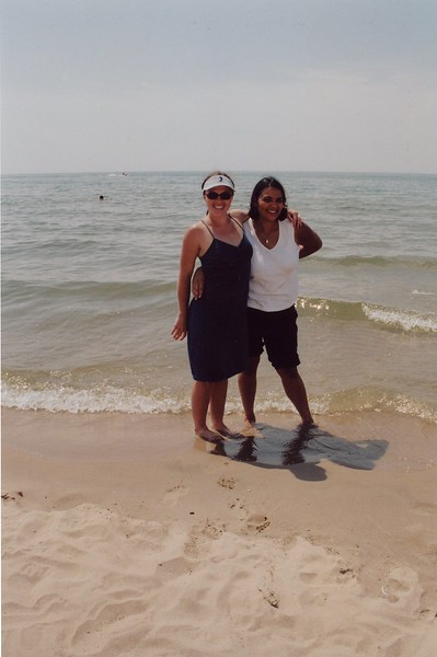 Anna at Saugatuck 2003