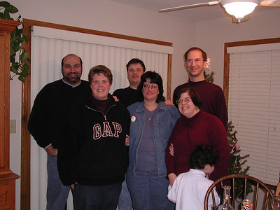2001 Dec - New Year's