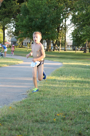 TriFest Kids Run 2013