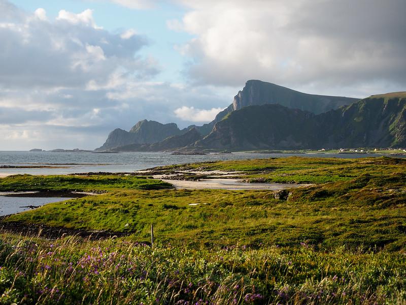 Andøya coast, Northern Norway