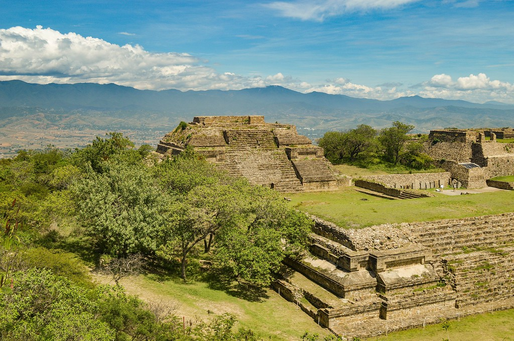 Monte Alban - best Mexico ruins