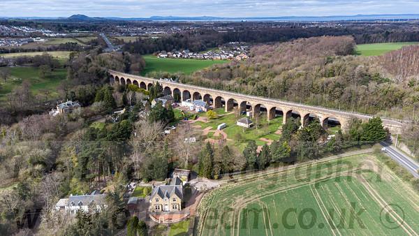 2021 Newbattle Viaduct