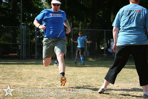 Summer Kickball 2005