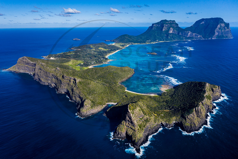 Bird View Of Lord Howe