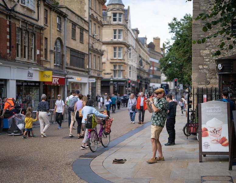 Town Centre, Oxford