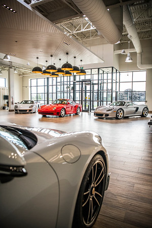 Motion Endeavours Showroom