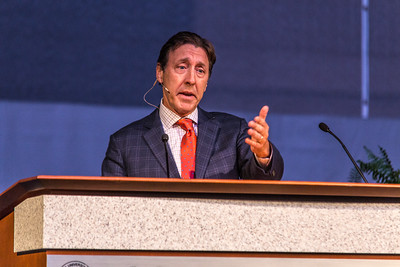 2014 Executive Forum, ESPN George Bodenheimer