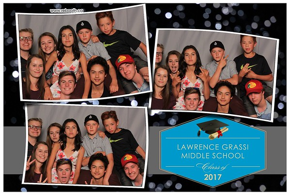 Lawrence Grassi Farewell Party 2017