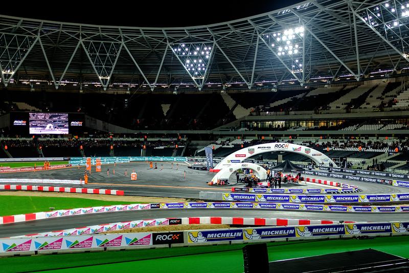 ROC - Race of Champions - Olympic park - Nov 2015