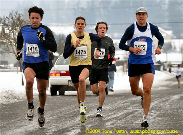 2005 Pioneer 8K - Tony Austin - Bruce Martell chasing Meghan to the line
