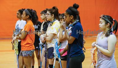 Girls Lacrosse Practice 3/4/15