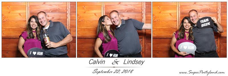 Calvin & Lindsey