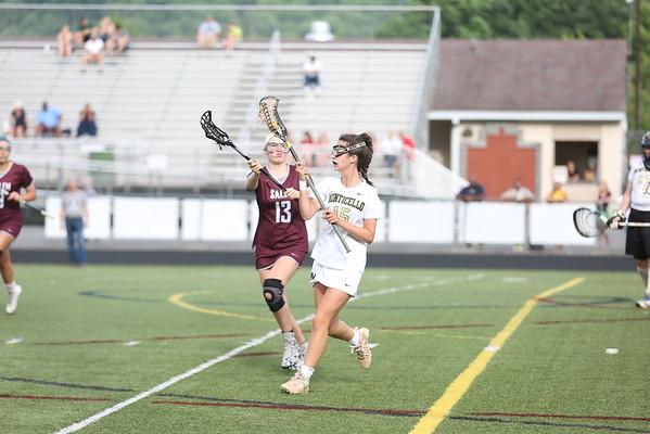 Monticello versus Salem girls lacrosse 2018
