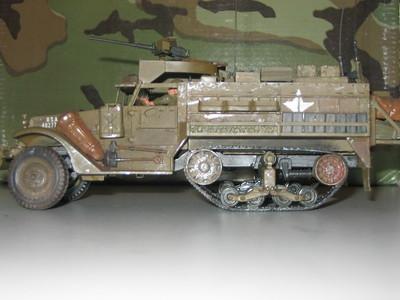 M3- Half Track