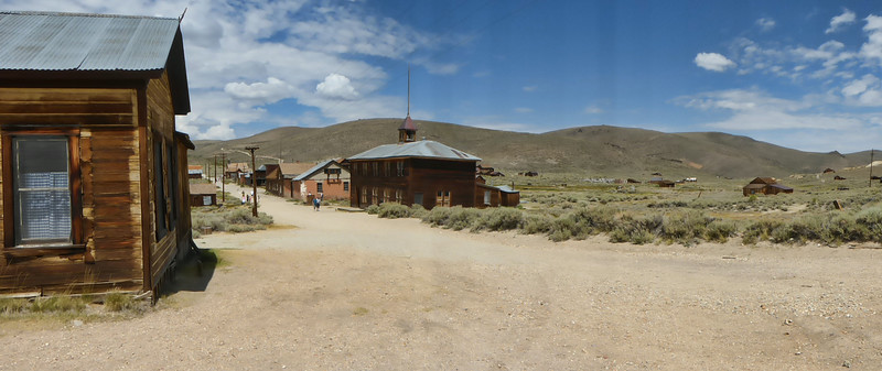Bodie - California State Historic Park