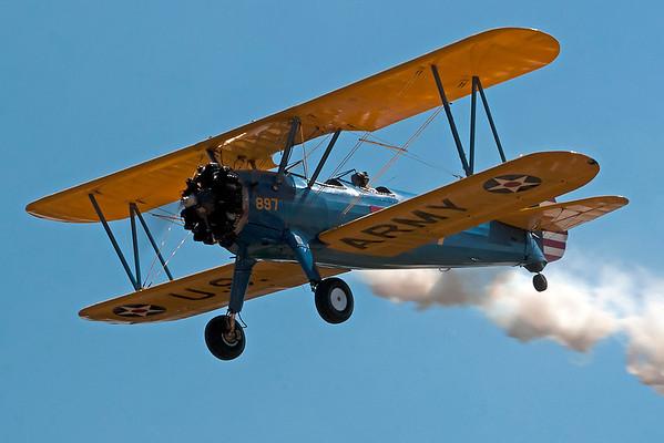 Peachstate Aerodrome Vintage Day - 8/27/2011