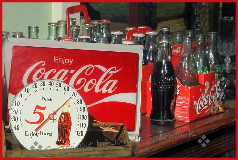 Five Cent Coke, Anyone? - Judith Sparhawk