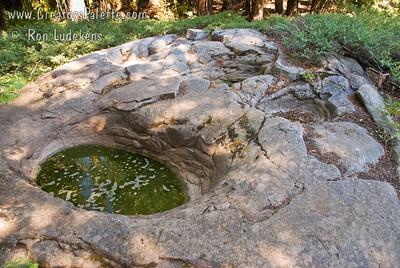 Indian Basins near Sequoia Crest