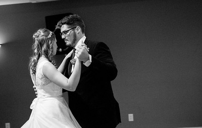 Catherine + Jared // Reception