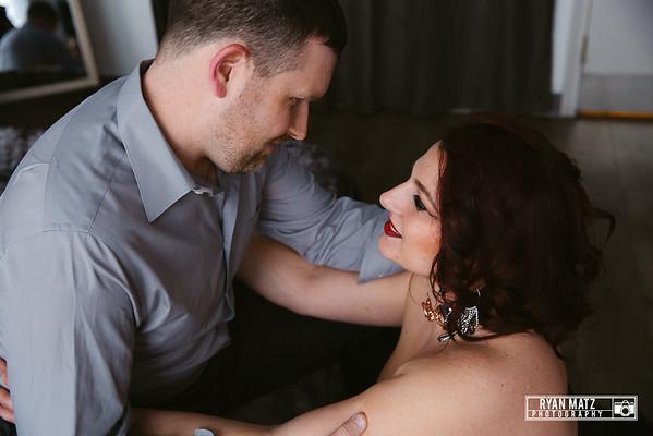 Nicole and Dan