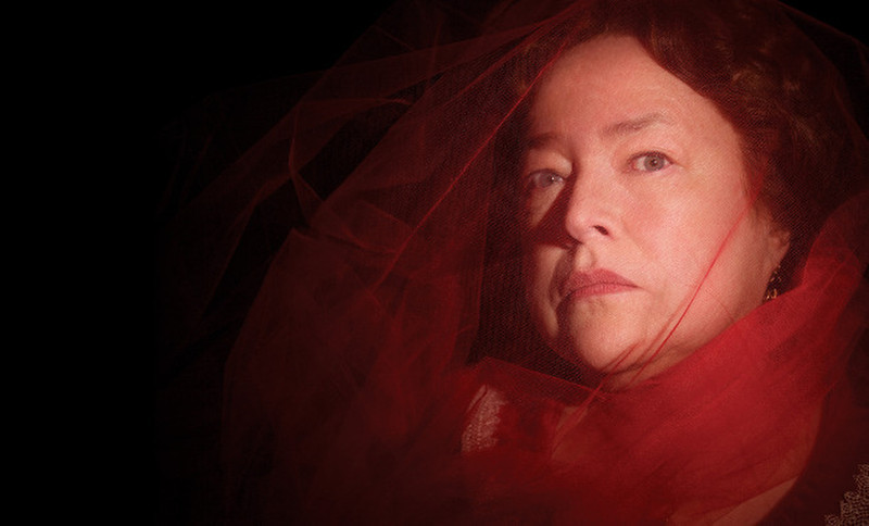 . Kathy Bates as Madame LaLaurie in American Horror Story: Coven. (Photo by Frank Ockenfels/FX)