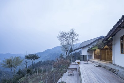 Yang's Farmhouse Renovation in Sichuan Mountain Area 四川山区老杨家农舍改造