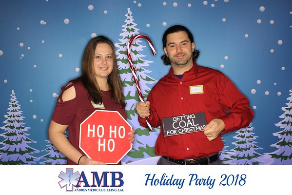 "AMB ""Holiday Party 2018"""