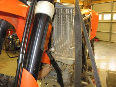 Dietz 2008 KTM 450 EXC-R