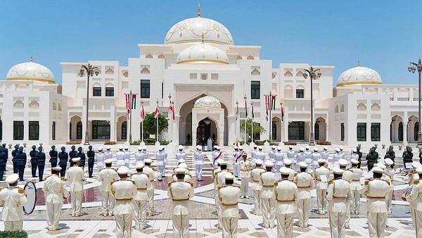 Event 2018 Accreditation Ceremony UAE