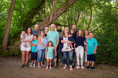 Capell's Extended Family Portraits July 2019