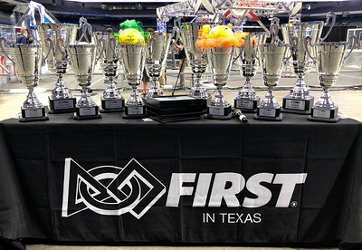 FIRST IN TEXAS CUP