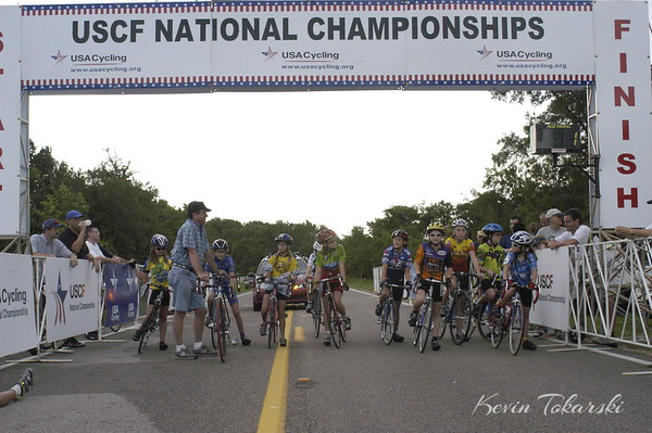 2003 USCF Junior Road Nationals - JW10-12 Road Race, July 5, 2003