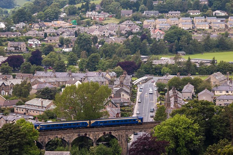 Settle railway