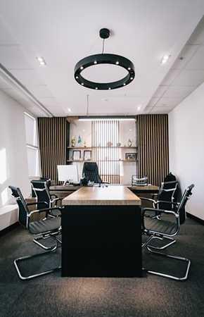 Design Your Office to Fit Your Image of Success
