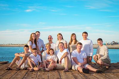 Francie Jones Family